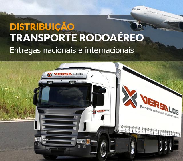 Transporte Rodoaéreo