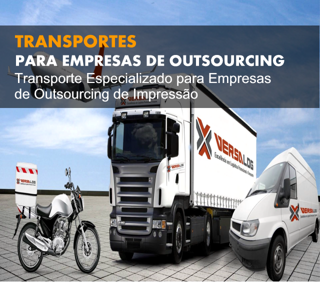 Transportes Para Empresas de Outsourcing